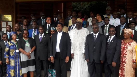 BLANCHIMENT D'ARGENT : Le Giaba veut des «réponses stratégiques» pour freiner le crime organisé