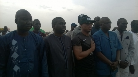 El Hadj Ousseynou Diouf, Pape Diouf,  Alioune Mbaye Nder,… Du beau monde chez Youm !