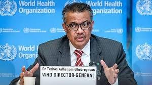 Le Directeur général de l'OMS appelle les dirigeants du G20 à lutter contre la COVID-19, à s'unir et à faire office de catalyseurs