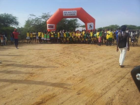 20ème  édition du Semi Marathon de Somone : 318 coureurs sur la ligne de départ