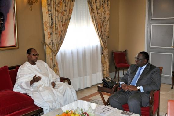 Ibn Chambas salue le rôle de Dakar dans le maintien de la paix