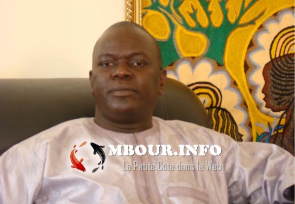 El Hadji Seck Ndiaye Wade, le chef du service des transports routiers.