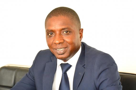 Bocar Ly ,Directeur général de la Société d'aménagement des côtes du Sénégal (Sapco)