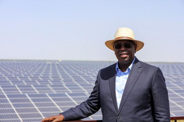ÉNERGIES RENOUVELABLES : Macky Sall réceptionne la centrale solaire photovoltaïque de Malicounda cet après-midi