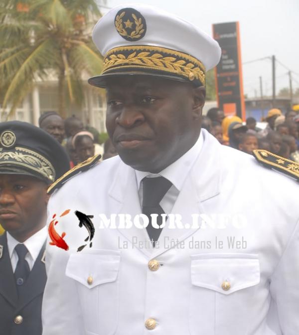 ALYOUNE BADARA DIOP, Préfet du département de MBOUR