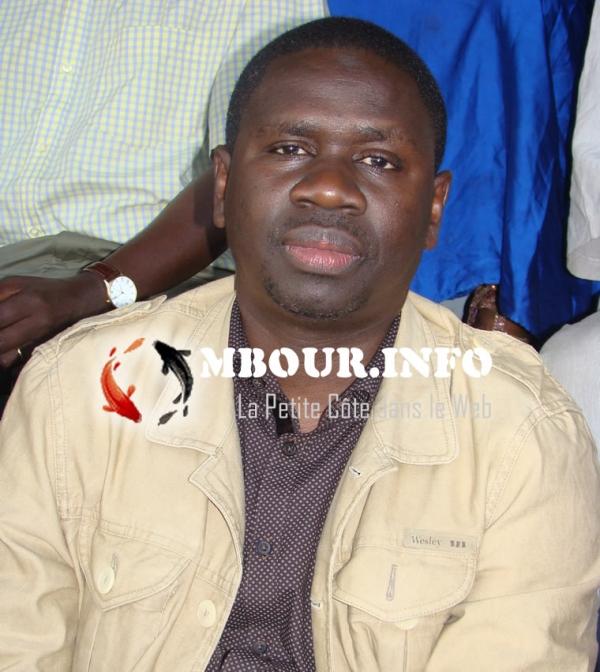 Me Oumar Youm, ministre, Directeur de cabinet du président de la République.