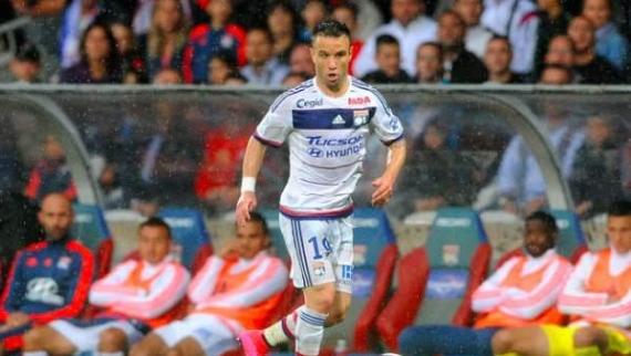 Marseille - Lyon: Valbuena, seul vainqueur du match de la honte