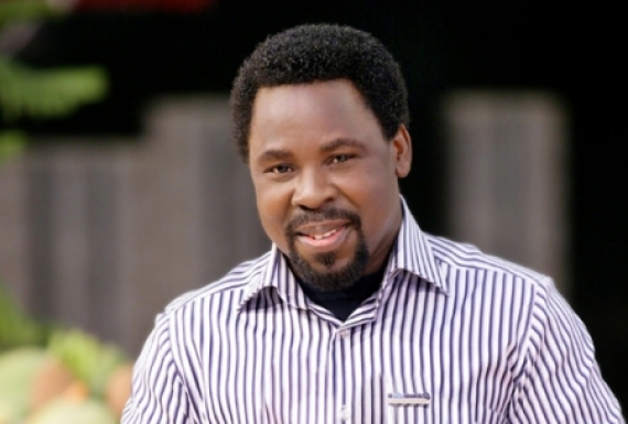 TB JOSHUA élu homme Yoruba de la décennie au Nigeria