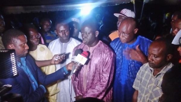 CHEIKH ISSA SALL :« Aucun responsable politique à Mbour ne pourra empêcher le mouvement AM DEM de dérouler ses actions »