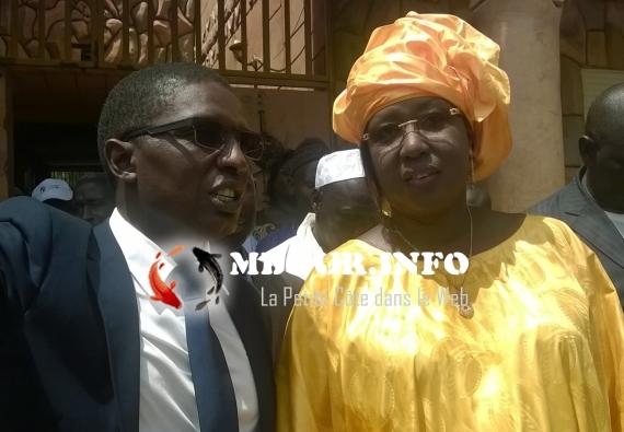 Maïmouna Ndoye Seck réaffirme les ambitions sénégalaises de figurer dans le top5 africain en 2025