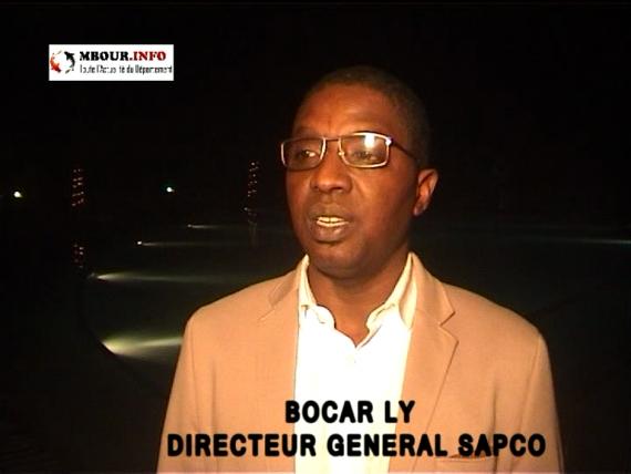 [VIDEO] Présentations de vœux: Bocar Ly, Directeur Général de la SAPCO