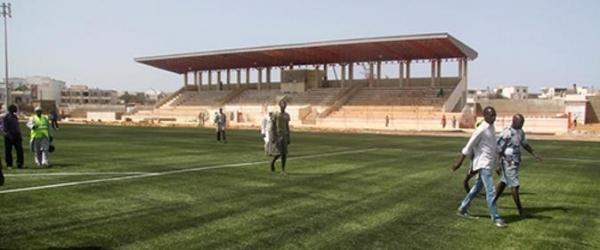 SPORT – REFECTION DU STADE CAROLINE FAYE : l'ODCAV  de Mbour lance un appel de fonds de 26 millions pour une nouvelle pelouse.