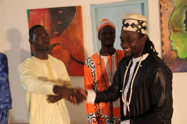 MAMADOU NDAW EXPOSE A NGUEKOKH:  L'art pour sublimer l'être humain