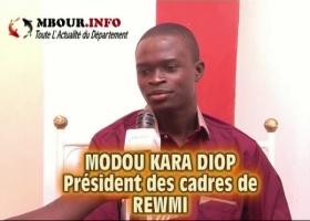 [VIDEO] AFFAIRE IDRISSA SECK: Le Responsable des Cadres de Rewmi à Mbour, estime que les paroles de son leader ont été mal traduites