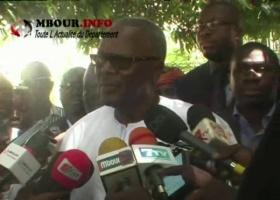 [VIDEO] POLITIQUE-ELECTION PRESIDENTIELLE SANS LE PS: Osmane Tanor Dieng estime que son parti est resté dans sa logique.