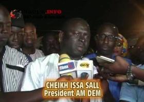 [VIDEO] SARGAL CHEIKH ISSA SALL : Entre l'affaire Khalifa Sall, le Parrainage et les attaques sur son mouvement, le Président d'AMDEM déroule.