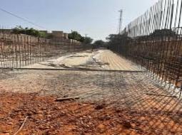 SOCIETE – CONSTRUCTION DU DALOT DE DIASS : pour ses promesses non respectées, la population arrête les travaux et donne un ultimatum de 72h à Doudou Ka.