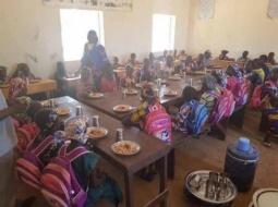 EDUCATION - PROGRAMME PRESIDENTIEL DE CANTINES SCOLAIRES : la nouvelle trouvaille pour renforcer les résultats scolaires.