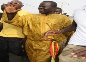 Papa Songho Diouf Maire de la commune de Nguékokh