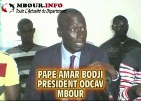[VIDEO] SPORT : Suite à la déclaration du collectif des Présidents d'ASC, le Président de l'ODCAV se défend.